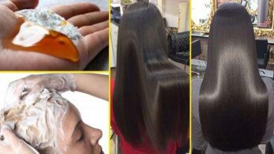 وصفة هندية للحصول على شعر ناعم وطويل