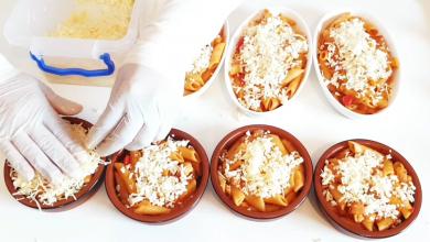 طريقة عمل اكلة صيفية سهلة وسريعة ولذيذة