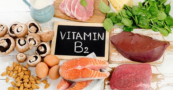 أطعمة غنية بفيتامين B2
