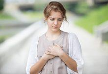 أعراض مرض القلب الشائعة