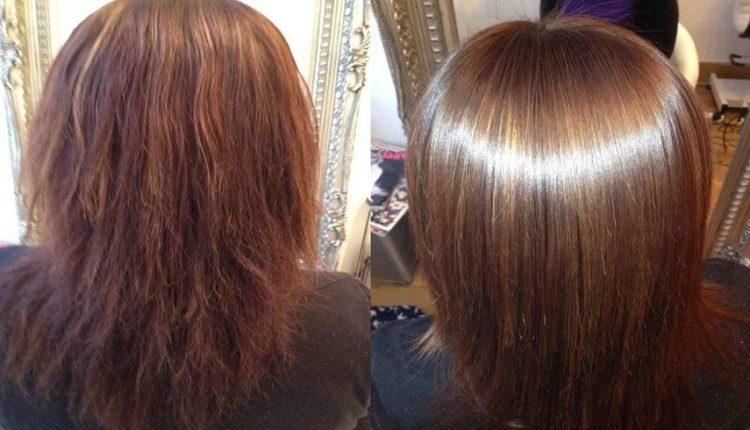 الوصفة الجبارة والطبيعية لتنعيم الشعر