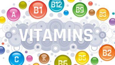 اي الفيتامينات تصنع في الجلد