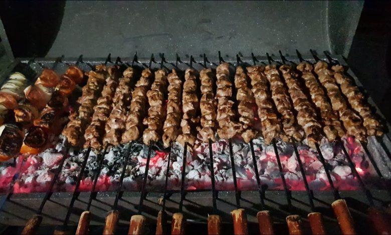 تتبيلة اللحم المشوي على الطريقة السورية