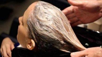 خلطة تجعل الشعر ناعم كالحرير مجربة