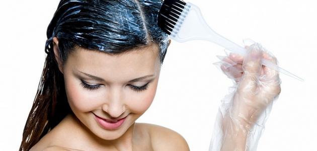 طريقة سرية لتثبيت لون الشعر المصبوغ