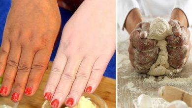 طريقة منزلية لتبييض اليدين من اول استعمال