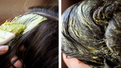 كيراتين طبيعي للتخلص من خشونة الشعر