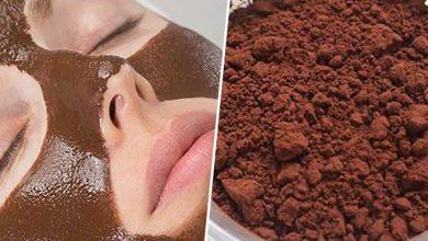 ماسك الكاكاو والعسل للبشرة الدهنية