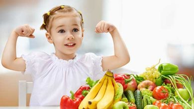 نصائح التغذية السليمة للأطفال