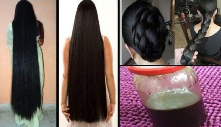 وصفة طبيعية تجعل الشعر ناعماً كالحرير