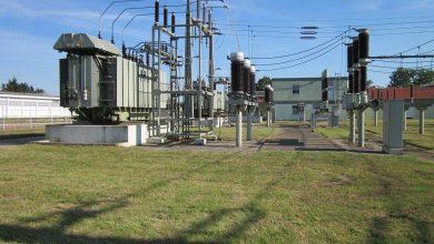 أسباب وضع الحجارة في المحطة الكهربائية الفرعية