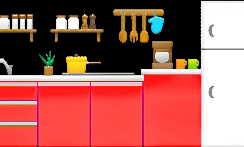أفكار لتنظيم المطبخ لزيادة مساحة التخزين