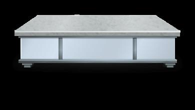 أنواع طاولة القهوة في التصميم الداخلي