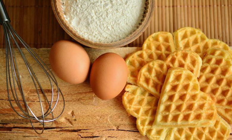 أهم الفيتامينات والمعادن الموجودة في البيض