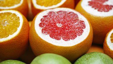أهم الفيتامينات والمعادن الموجودة في الحمضيات