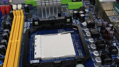 إصلاح واستبدال اللوحة الأم Motherboard Repair and Replacement