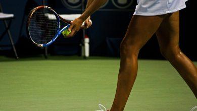 الأعمال المقصودة وغير المقصودة في لعبة التنس الأرضي