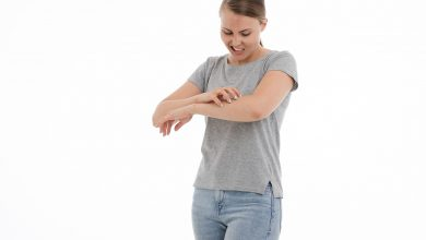 الإسعافات الأولية للحساسية