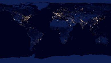 التصوير الجوي مقابل صور الأقمار الصناعية
