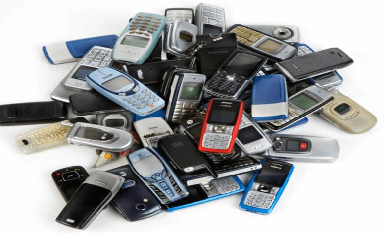 الهاتف التماثلي الخلوي Cellular Analog Phone
