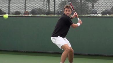 تمارين فردية للاعب التنس الأرضي