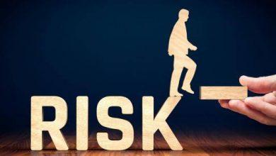 خطوات إدارة المخاطر