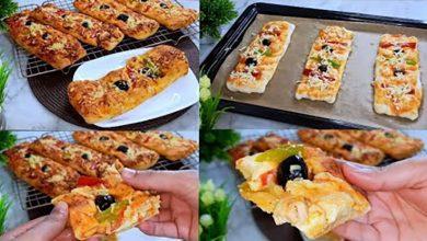 ساندويشات البيتزا الايطالية