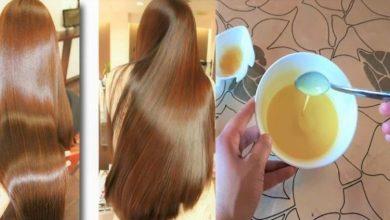 صبغة طبيعية بدون كيماويات للحصول على شعر بني