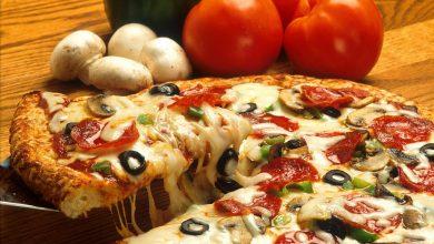 طريقة تحضير البيتزا المكسيكية
