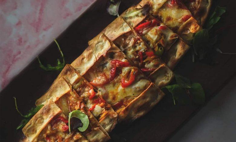 طريقة تحضير بيتزا السمك