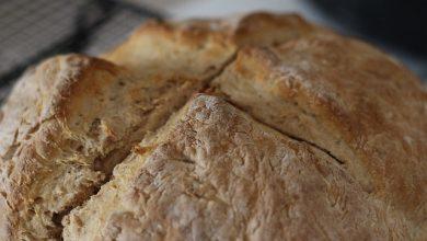 طريقة عمل خبز الصودا