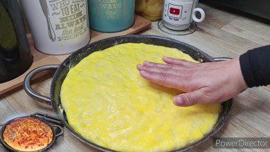 طريقة عمل خبز بدون عجن او دلك