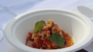طريقة عمل شوربة الجمبري وسمك القد والشمر مع الطماطم