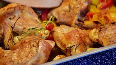 طريقة عمل صينية دجاج بالبطاطس والأعشاب