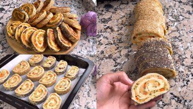طريقة عمل فطائر جد بسيطة سهلة ولذيذة