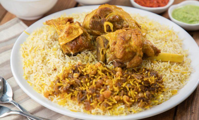طريقة عمل مجبوس الدجاج الكويتي