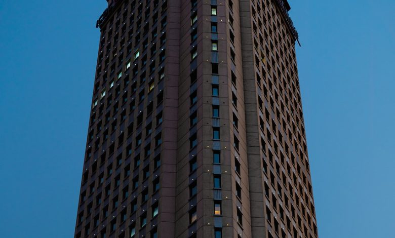 فندق لو رويال ميريديان شنغهاي Le Royal Meridien Shanghai Hotel