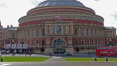 قاعة البرت الملكية Royal Albert Hall