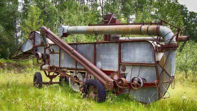 قصة اختراع آلة الدرس الزراعية – Threshing Machine