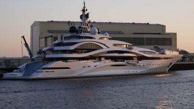 قصة اختراع اليخت – Yacht