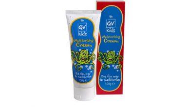 كريم-qv-للاطفال-الأكثر-عناية-بالبشرة
