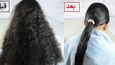 كيراتين مستخرج من بذور الكتان يحول الشعر إلى حرير
