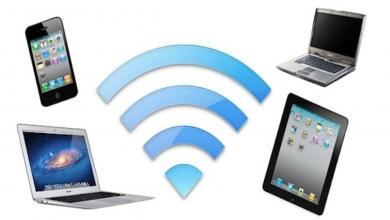 كيفية مشاركة اتصال إنترنت
