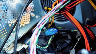 كيف تؤثر درجة الحرارة على أداء مكونات الكمبيوتر