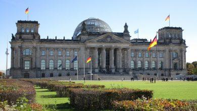 مبنى الرايخستاغ Reichstag building
