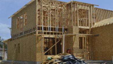 مجالات التطبيق لأخشاب البناء
