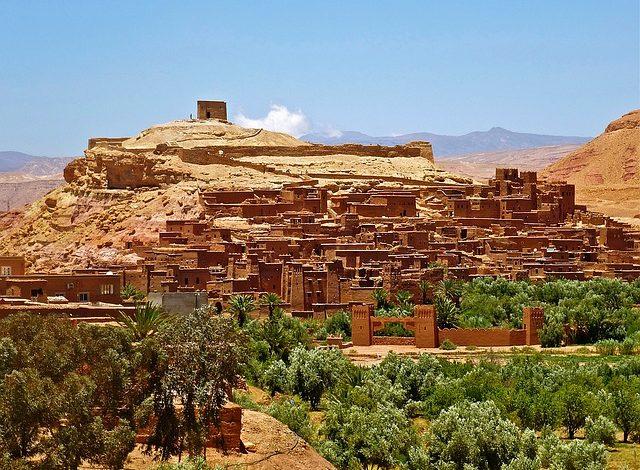 مدينة القنيطرة في المغرب