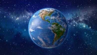 معلومات عن محيط الكرة الأرضية