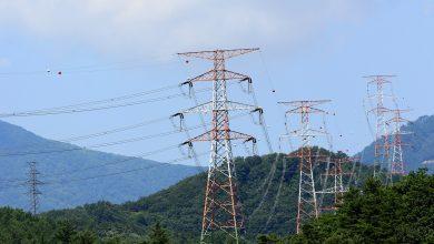 وظيفة الكرات الملونة على خطوط نقل القدرة الكهربائية
