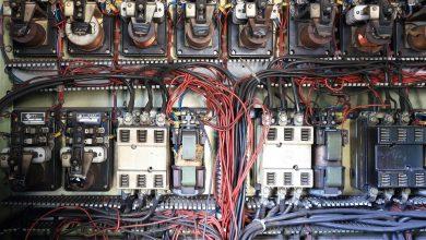 مفهوم الملامس الكهربائي من حيث مبدأ العمل والتركيب